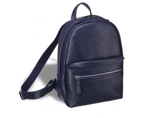 Женский стильный рюкзак BRIALDI Leonora (Леонора) relief navy