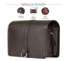 Дорожный несессер BRIALDI Rover (Ровер) relief brown