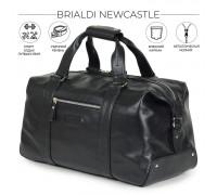 Дорожно-спортивная сумка BRIALDI Newcastle (Ньюкасл) relief black в магазине Galantmaster.ru фото