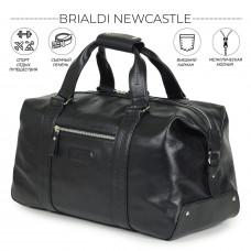 Дорожно-спортивная сумка BRIALDI Newcastle (Ньюкасл) relief black