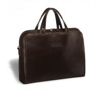 Женская деловая сумка BRIALDI Alicante (Аликанте) brown в магазине Galantmaster.ru фото