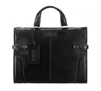 Деловая сумка BRIALDI Bristol (Бристоль) black в магазине Galantmaster.ru фото