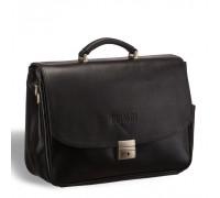 Деловой портфель BRIALDI Morton (Мортон) black BR09552WA
