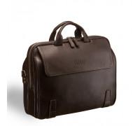 Деловая сумка для города BRIALDI Seattle (Сиэтл) brown BR08438PA