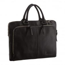 Деловая сумка BRIALDI Sydney (Сидней) black в магазине Galantmaster.ru фото