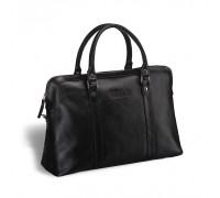 Удобная женская сумка BRIALDI Valencia (Валенсия) black в магазине Galantmaster.ru фото