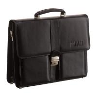 Классический портфель BRIALDI Bari (Бари) black