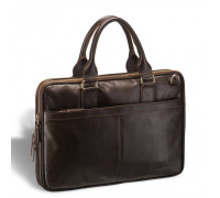 Деловая сумка BRIALDI Caorle (Каорле) brown в магазине Galantmaster.ru фото
