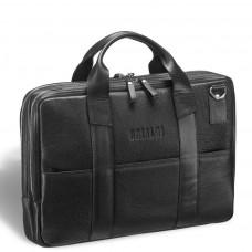 Деловая сумка BRIALDI Grand Locke (Гранд Локк) black в магазине Galantmaster.ru фото