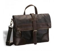 Универсальная сумка BRIALDI Somo (Сомо) black в магазине Galantmaster.ru фото