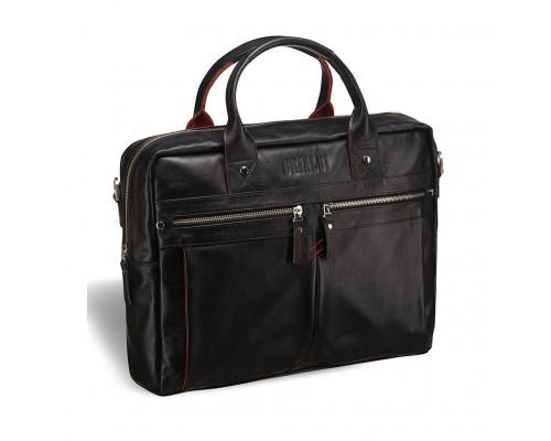 Деловая сумка BRIALDI Stamford (Стэмфорд) black