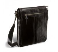 Кожаная сумка через плечо BRIALDI Livorno (Ливорно) shiny black