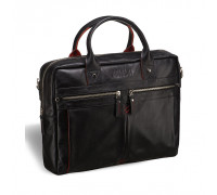 Деловая сумка BRIALDI Stamford (Стэмфорд) black в магазине Galantmaster.ru фото