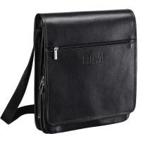 Кожаная сумка через плечо BRIALDI Dallas (Даллас) black