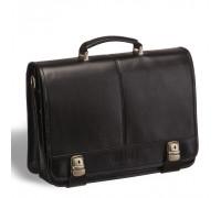 Классический деловой портфель BRIALDI Cortes (Кортес) black