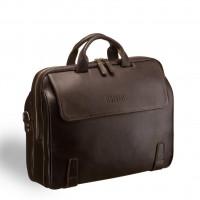 Деловая сумка для города BRIALDI Seattle (Сиэтл) brown