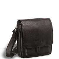 Кожаная сумка через плечо BRIALDI Lucca (Лукка) black