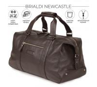 Дорожно-спортивная сумка BRIALDI Newcastle (Ньюкасл) relief brown