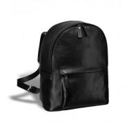 Женский рюкзак-трансформер BRIALDI Esperance (Эсперанс) relief black