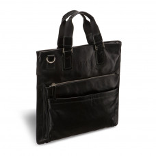 Оригинальная деловая сумка BRIALDI Cavalese (Кавалезе) black в магазине Galantmaster.ru фото