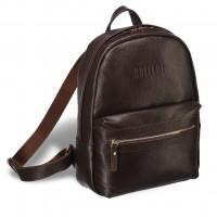 Женский стильный рюкзак BRIALDI Leonora (Леонора) relief brown