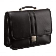 Классический портфель BRIALDI Imperia (Империя) black в магазине Galantmaster.ru фото