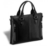 Деловая сумка малого формата BRIALDI Abetone (Абетоне) relief black BR17805GF