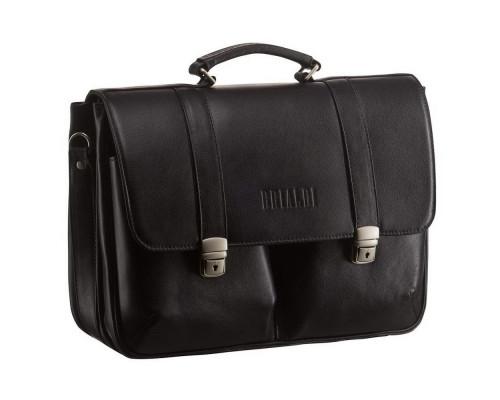 Классический портфель BRIALDI Vasto (Васто) black