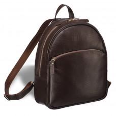Удобный женский рюкзак BRIALDI Melbourne (Мельбурн) relief brown