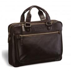Деловая сумка BRIALDI York (Йорк) brown в магазине Galantmaster.ru фото