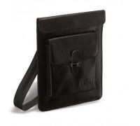 Кожаная сумка через плечо BRIALDI Nettuno (Неттуно) black