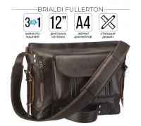 Универсальная сумка BRIALDI Fullerton (Фуллертон) relief brown