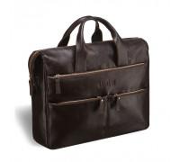 Деловая сумка BRIALDI Manchester (Манчестер) brown в магазине Galantmaster.ru фото