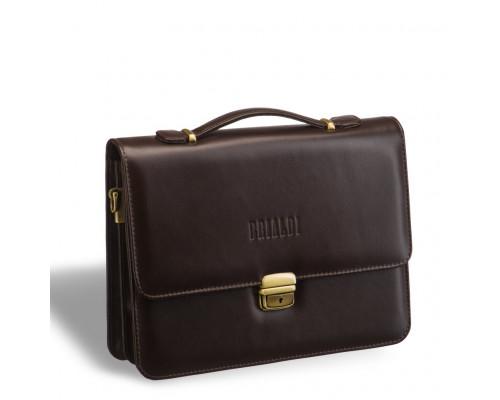 Портфель для документов BRIALDI Ameca (Амека) brown
