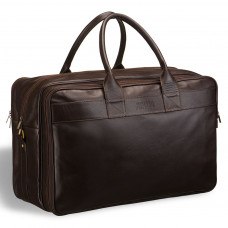 Дорожная сумка с портпледом BRIALDI Lancaster (Ланкастер) brown в магазине Galantmaster.ru фото