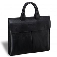 Деловая сумка BRIALDI Toledo (Толедо) black в магазине Galantmaster.ru фото