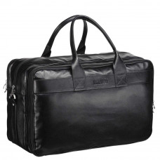 Дорожная сумка с портпледом BRIALDI Lancaster (Ланкастер) black