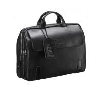 Деловая сумка для города BRIALDI Seattle (Сиэтл) black