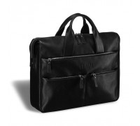 Деловая сумка BRIALDI Manchester (Манчестер) black в магазине Galantmaster.ru фото