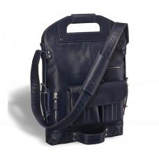 Универсальная сумка BRIALDI Flint (Флинт) navy в магазине Galantmaster.ru фото