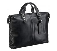 Деловая сумка BRIALDI Denver (Денвер) black в магазине Galantmaster.ru фото