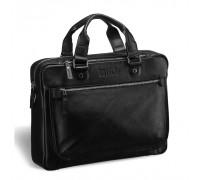 Деловая сумка BRIALDI York (Йорк) black в магазине Galantmaster.ru фото