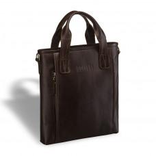 Деловая сумка BRIALDI Formia (Формия) brown