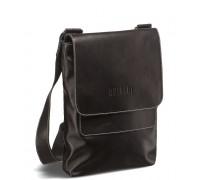 Кожаная сумка через плечо BRIALDI Pigna (Пинья) black BR01055HL