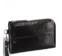 Мужской клатч BRIALDI Mobile (Мобил) shiny black