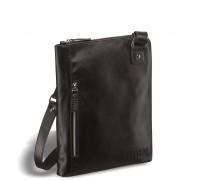 Кожаная сумка через плечо BRIALDI Gaeta (Гаета) black BR01039BX