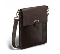 Кожаная сумка через плечо BRIALDI Toronto (Торонто) brown