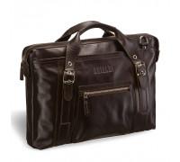 Деловая сумка BRIALDI Navara (Навара) brown