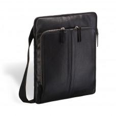 Кожаная сумка через плечо BRIALDI Capri (Капри) black в магазине Galantmaster.ru фото