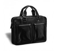 Деловая сумка для документов BRIALDI Parma (Парма) black BR00795RT